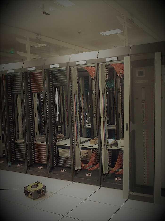 Nouveau Data Center - Île de France 0