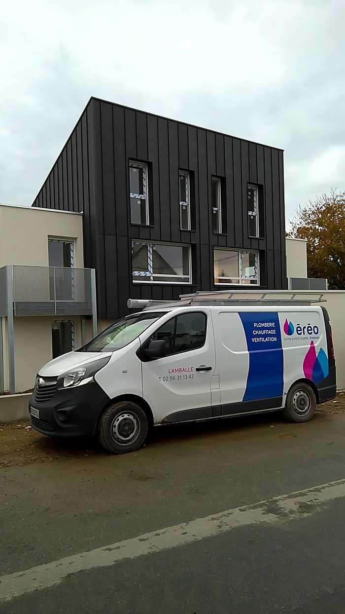 Des logements prêts pour le FTTH à Plérin (22) 0
