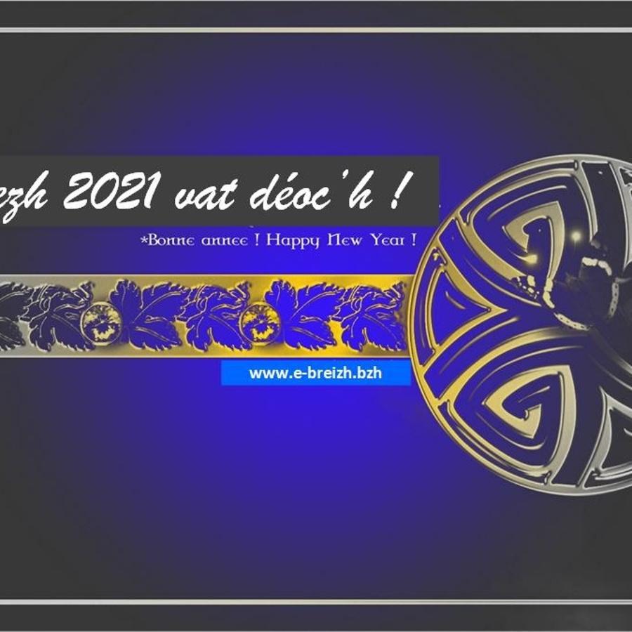 Bloavezh mat deoc''h 2021