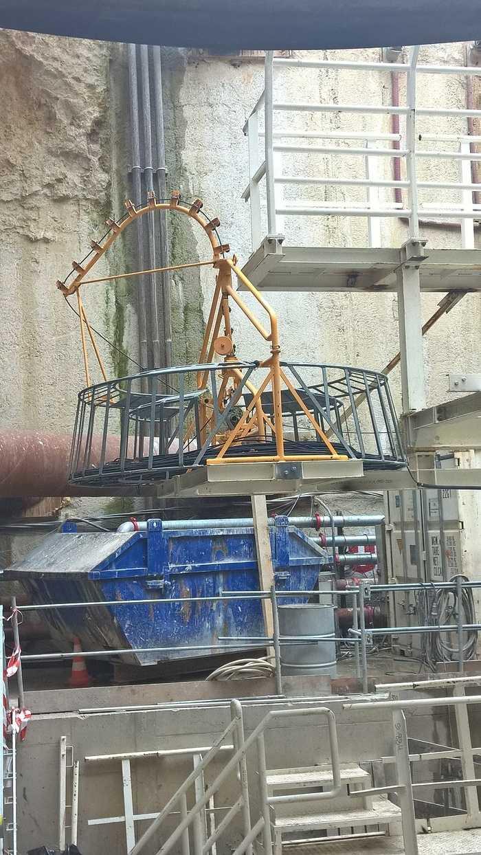 Tunnelier Phase 2 - Raccordement FIGARO 0