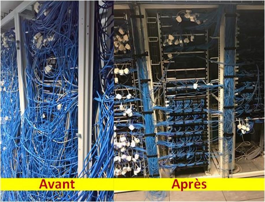 Reprise Baies Télécom 0