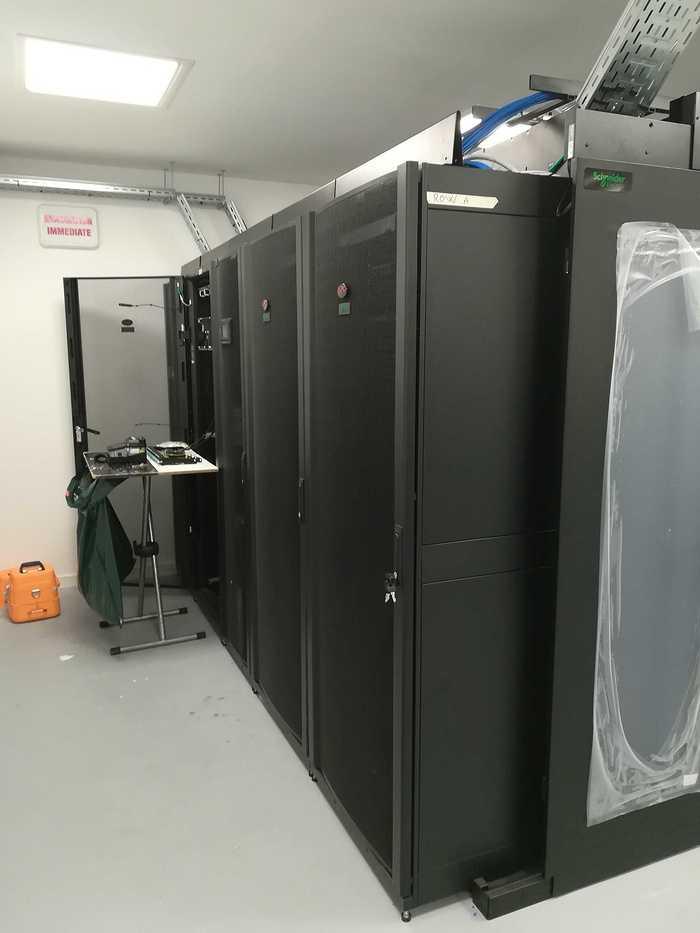 Installation DataCenter - Dinan - Apologic datacenterapologic3