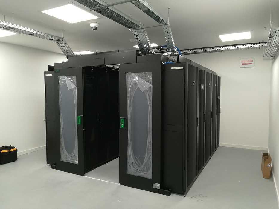 Installation DataCenter - Dinan - Apologic 0